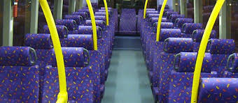 Automobile Upholstery Fabric Why Is Bus And Train Upholstery So Ugly