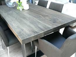 Grey Rustic Dining Table Dining Table Dining Table Grey Wood Room Sets Rustic Gray