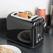 Hamilton Beach Cool Touch Toaster Hamilton Beach 22444 Smarttoast 2 Slice Bagel Toaster