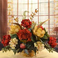 Flower Home Decoration by 45 Brilliant Hydrangea Arrangements For Home Decoration Wartaku Net