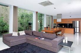 home decor indonesia exquisite split level house in jakarta indonesia