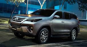 toyota philippines used cars price list toyota fortuner 2017 philippines price specs autodeal
