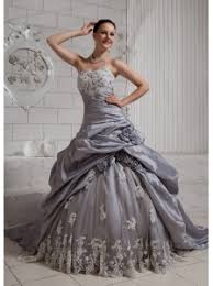 silver wedding dresses silver wedding dresses wedding dress with silver beading details