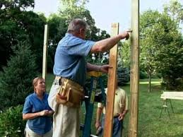 how to build a trellis archway how to build a wood arbor for garden or yard youtube