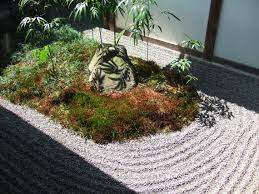 Rock Garden Zen Backyard Gardens On Pinterest Japanese Gardens Zen