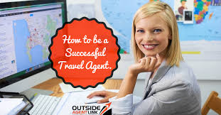 how do you become a travel agent images Outside agent link png