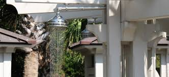 Outdoor Shower Pole by Outdoor Shower Company Dallas Ga