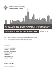 city of chicago red light tickets chicago red light camera enforcement northwestern university