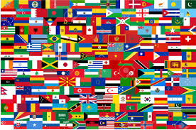 Flags Countries Vector Flags Of All Countries In One Illustration Royalty Free
