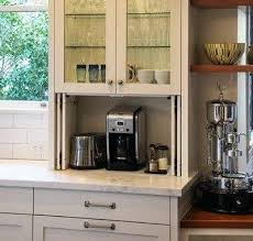 kitchen appliance ideas kitchen appliance storage houzz 67115bd70d9627c0 1701 w500 h666 b0
