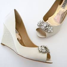 wedding shoes wedges best 25 bridal wedges ideas on wedding shoes lace