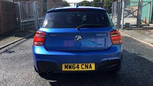bmw 1 series x drive second bmw 1 series 120d xdrive m sport 5dr for sale in
