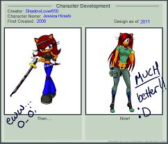 Character Memes - character development meme jessica by jessica hirashi on deviantart
