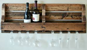 how to build your own pallet wine rack