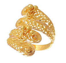 designs gold rings images Unusual gold ring design for couple jpg