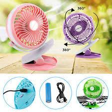 battery operated desk fan battery desk fan ebay