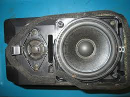 bmw e36 rear speakers bmw e36 left rear speaker sub m3 1995 96 97 1998 65 13 8361403