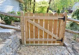 17 best ideas about wood fence gates on pinterest backyard
