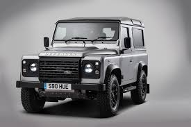 new land rover defender 2013 news 2 000 000th u0027utility u0027 land rover marks production milestone