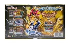 konami yu gi oh legendary deck ii box da card world