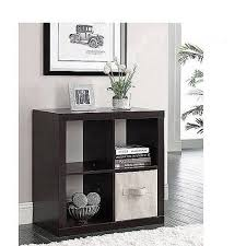 better homes and gardens square 4 cube storage organizer multiple