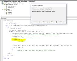 vba code loop