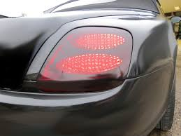 bentley rear bentley continental gtc smoked rear lights bentley conversions
