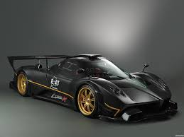pagani zonda side view pagani zonda wallpapers reuun com