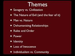 lord of the flies themes and messages themes in lord of the flies essay homework service