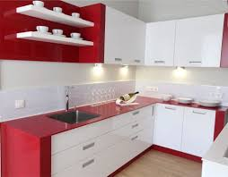 red and white kitchen your design inspirations