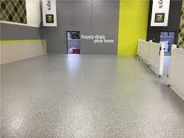 Concrete Floor Coatings One Day Kennel Floor Coatings Concrete Epoxy Floor Finishing