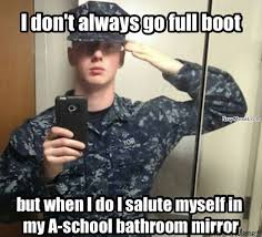 Army Reserve Meme - 10 memes every new recruit should see before boot c