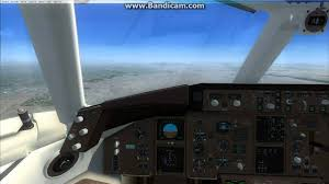 fsx palm springs to phoenix ifr in just flight boeing 757 part 2