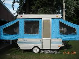 Pop Up Camper Awning Repair Self Sewing Canvas Popupportal