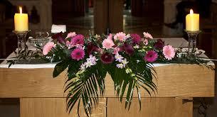 wedding flowers church church and ceremony flowers wedding flowers galway