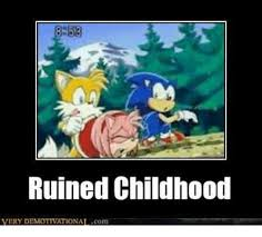 Ruined Childhood Meme - ruined childhood very demotivationalcom com meme on me me