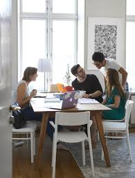 Ikea Working Table Explore Three All In One Bedrooms For Work Rest And Socialising