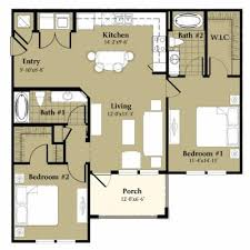 3 bed 2 bath apartment in orlando fl sanctuary at eagle creek
