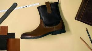 clarks mens fall collection goby chelsea youtube