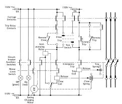 schematic diagram of electric motor wiring diagram components