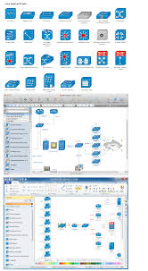network diagramming tools design element u2014 cisco professional