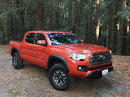 looking for a toyota tacoma 2016 toyota tacoma trd road review slashgear