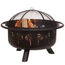 home depot black friday en baltimore uniflame 30 in deep drawn bronze fire pit wad850sp the home depot