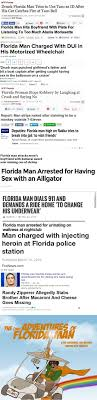 Florida Man Meme - florida man memes best collection of funny florida man pictures