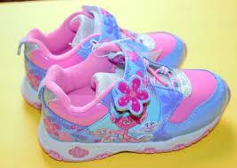 trolls light up shoes girls trolls sneakers sz 9 nwt light up shoes new