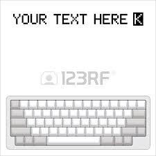 blank computer keyboard clipart kipling s house batemans purpura
