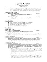 How To Write An Objective For A Resume Berathen Com by What To Put On A Resume For Skills Cerescoffee Co