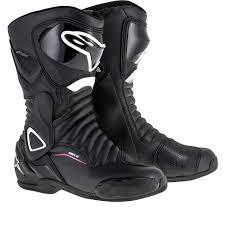 steel toe motorcycle boots alpinestars stella smx 6 v2 drystar ladies motorcycle boots new