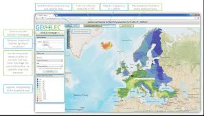 geoelec geoelec geographical information system geothermal