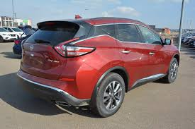 nissan murano red 2017 new murano for sale in sherwood park ab sherwood nissan